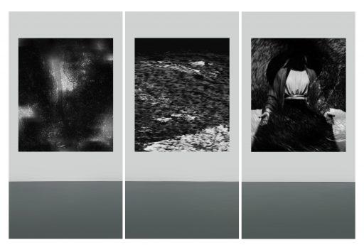 """""""avim 68"""", 2019, Digitaldruck auf Polystyrol, 3 x 200 x 100 cm"""