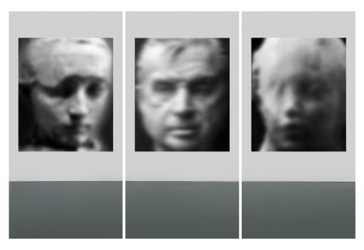 """""""avim 70"""", 2019, Digitaldruck auf Polystyrol, 3 x 200 x 100 cm"""