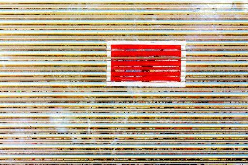 """""""A4"""", Mehrfachbelichtung, Fotodruck auf Fujifilm matt, 60 X 40 cm, Auflage 5 Stück"""