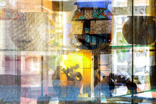 """""""A10"""", Mehrfachbelichtung, Fotodruck auf Fujifilm matt, 60 X 40 cm, Auflage 5 Stück"""